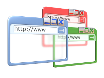 Browser Screens